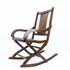 1920s Rocking Chair Office Chairs Conference Room Antique Solid Wood From 1920 1930 39s