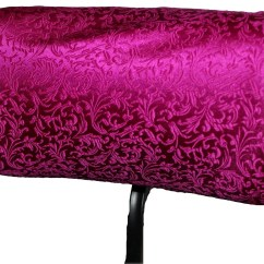 Chair Headrest Cover Retro Dining Room Chairs Wheelchair Purple