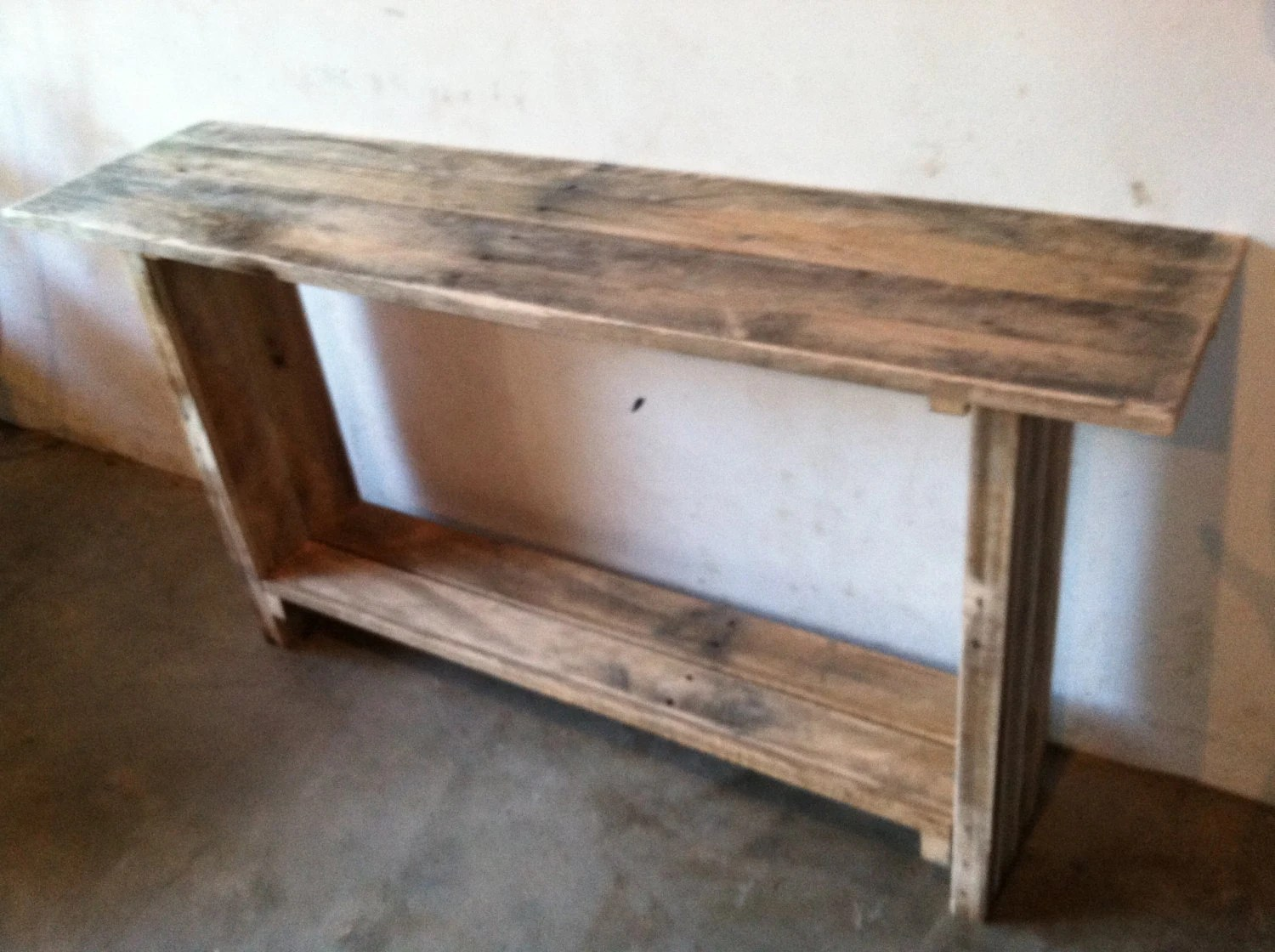 title | Rustic Foyer Tables