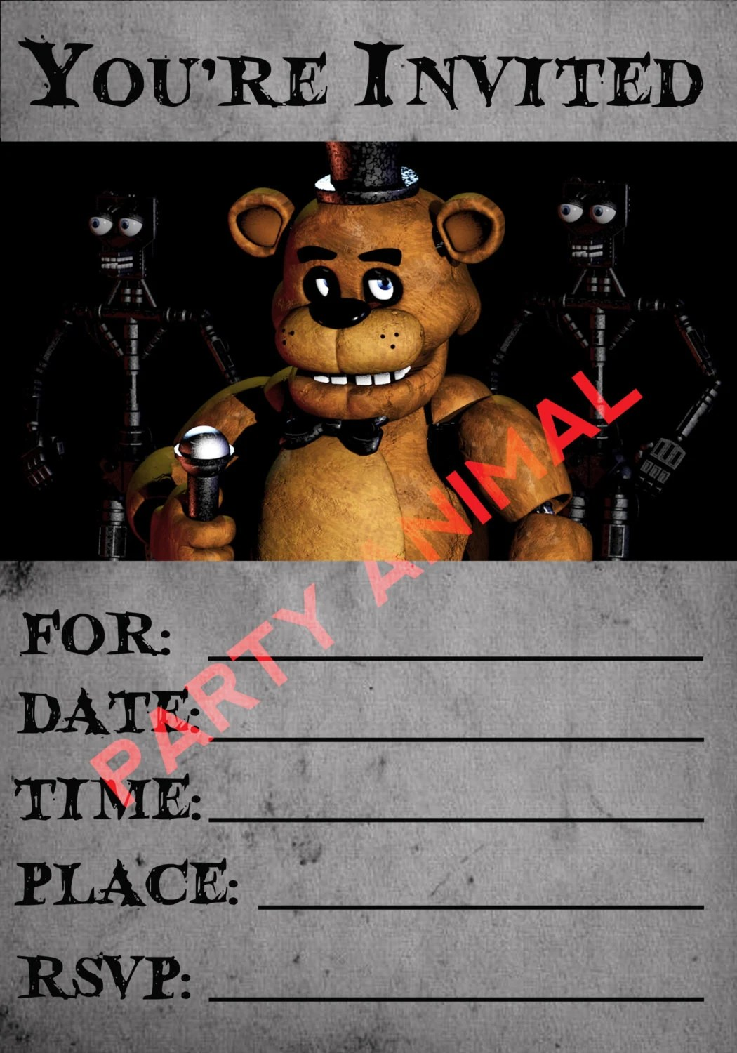 Five Nights at Freddy's - Play Free Online Games