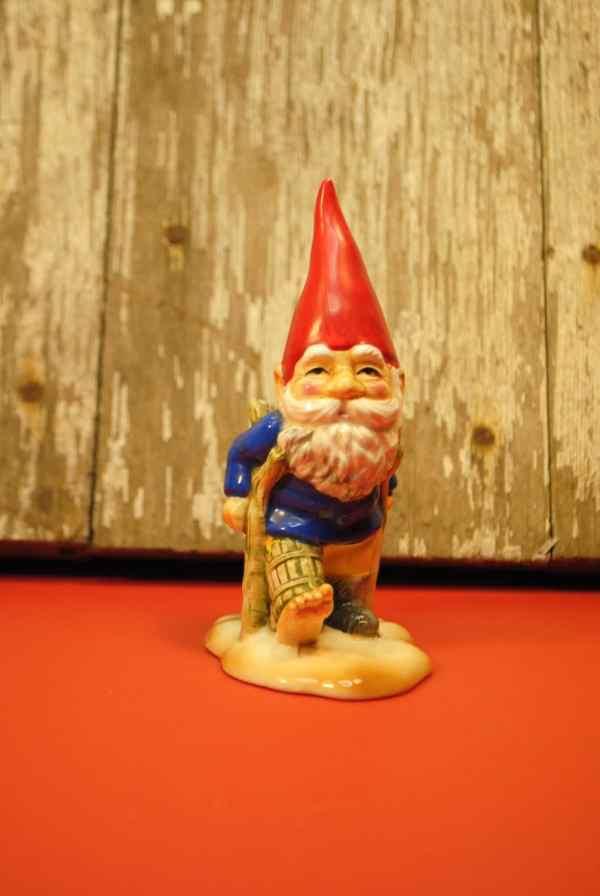 Gnome Vintage Gorham Uniebock Gnomes 1979 Wil Huygen