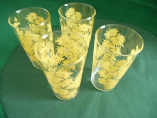Libbey Set Of 4 8 Ounce Juice Glasses 1 2