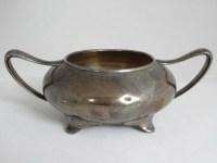 Silverplate Sugar Bowl Shabby Chic by NewMoonVintageGoods ...