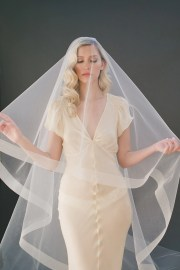 2 horsehair veil cathedral