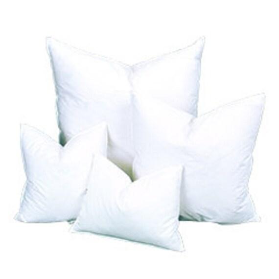 1090 Down 26x26 Down Feather Pillow Insert Pillow Form