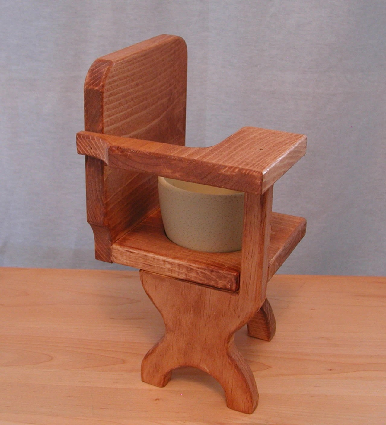 wheelchair with pot folding dining room chairs target desk chair flower by kkwoodwork on etsy