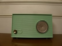 Rca Victor Console Radio Model 211 - Year of Clean Water