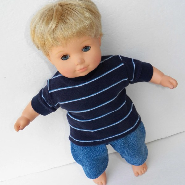 Bitty Baby Doll Clothes Twin Boy