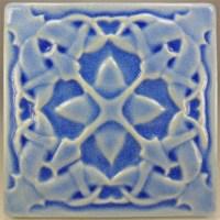 Ceramic tile 6 x 6 arts and crafts tile art tile