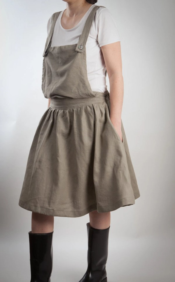 0bb23b4e3b87 20+ Grey Linen Dress Pictures and Ideas on Meta Networks