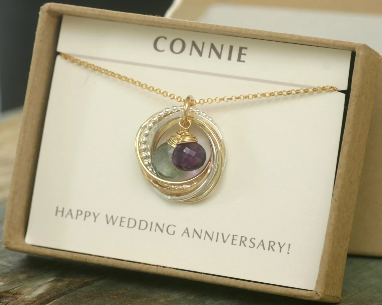 6 year anniversary gift for her 60th wedding anniversary