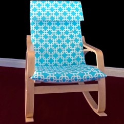 Ikea Poang Chair Covers Recliner Chairs For Elderly Turquoise Summerhouse Cover