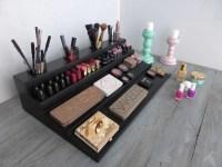 Diy Makeup Lipstick Organizer - Makeup Vidalondon