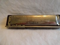 M. Hohners Nr. 3 Trutone Pitch Pipe A-440