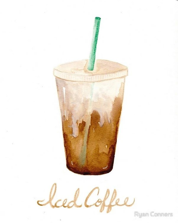 Image Result For Starbucks Coffee With Ice