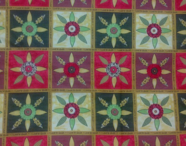 Patchwork Quilting Fabric Northcott Sentimental