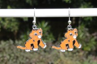 Disney Simba 'The Lion King' character earrings