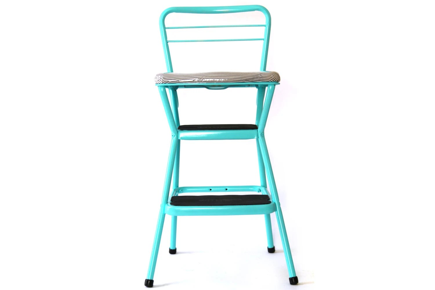 chair stool combo cover hire blackpool vintage cosco metal step 43 kitchen