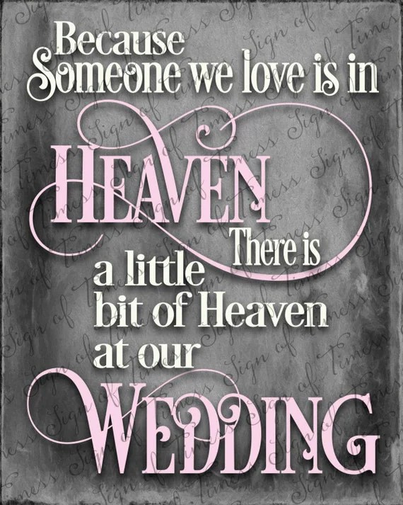 Download Because Someone We Love is in Heaven There is a little bit of