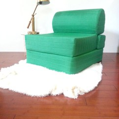 Flip Chair Bed Covers Homesense Vintage Retro Foam Out To 70s