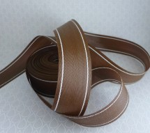 Reserved Lawn Chair Webbing Seven Yards Chocolate Brown