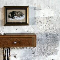 Mens Valet Chair Circle Couch Vintage Wooden Tie | Haute Juice