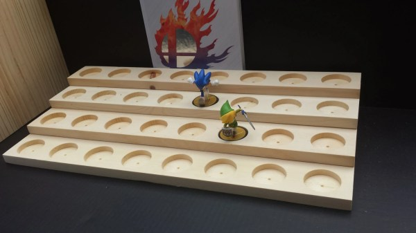 Stand Display Amiibo