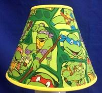 Teenage Mutant Ninja Turtles Lamp Shade Lampshade