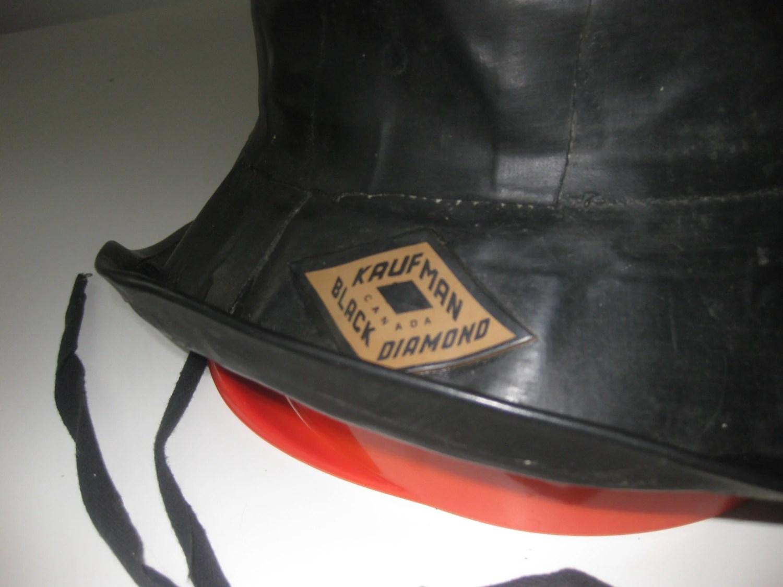 Kaufman Black Diamond Souwester Rain Hat