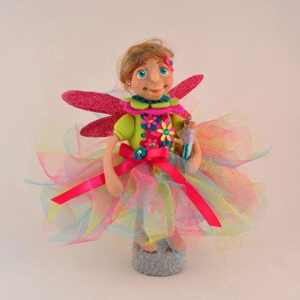 Whimsical OOAK Fairy Dolls