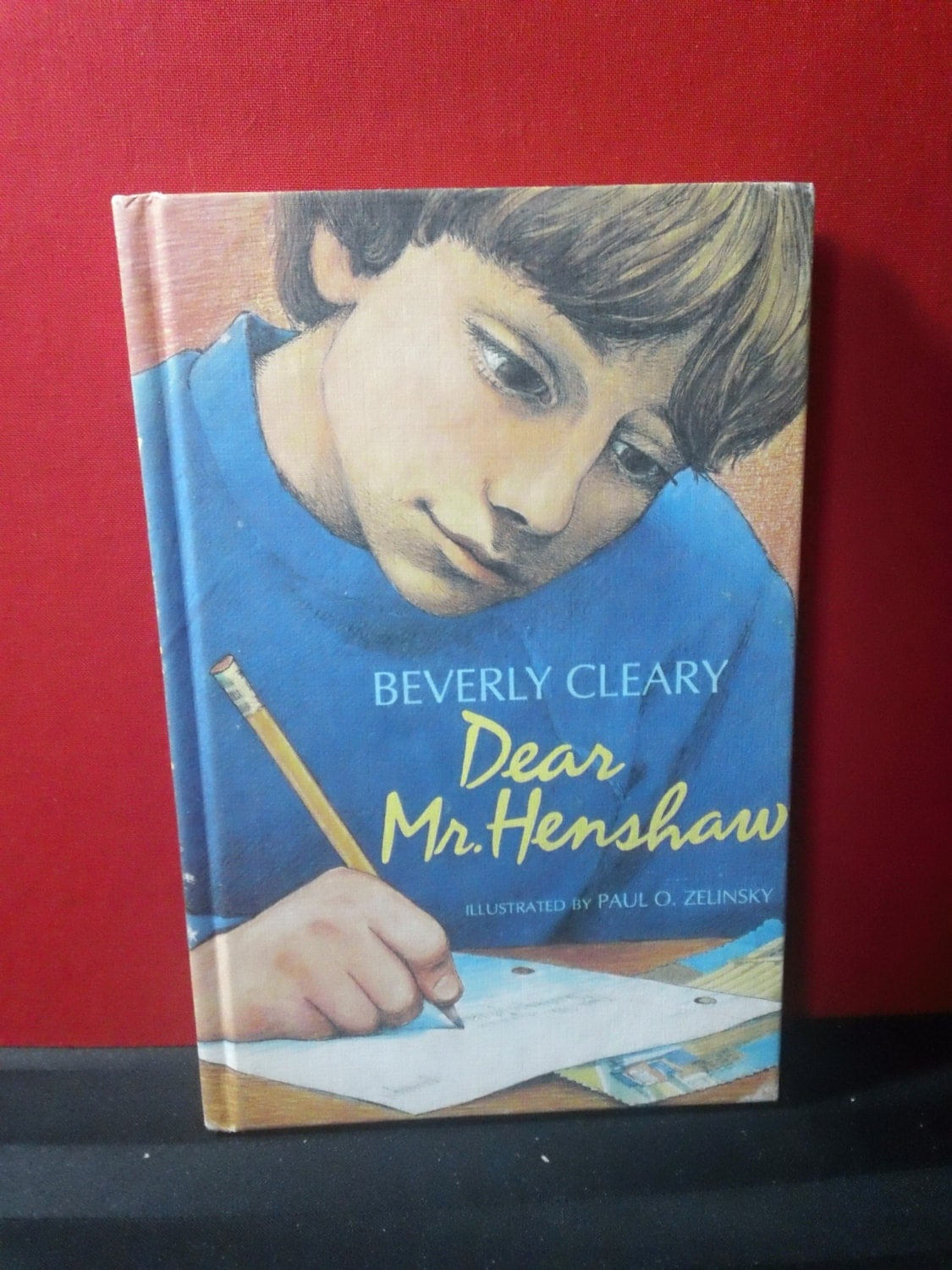 Dear Mr Henshaw By Beverly Cleary And Illustrated By Paul O