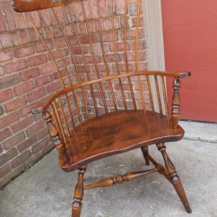 Antique Windsor Chairs Chair Cover Rental Dallas American Comb Back Arm A Superb