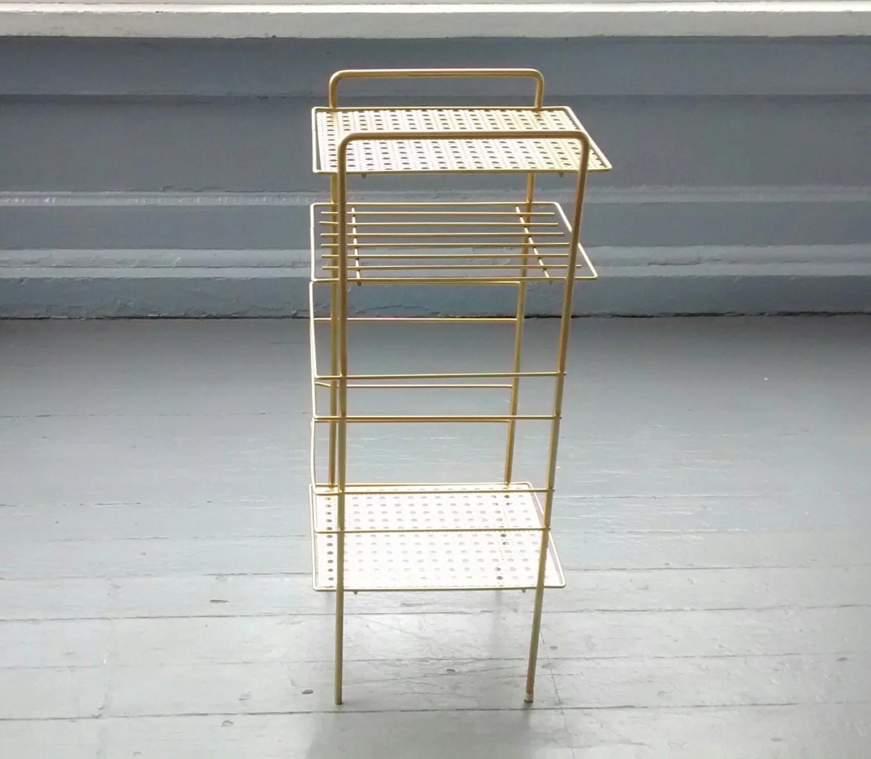 artco bell chairs modern wingback chair pottery barn towel rack shelf bathroom stand magazine midcentury
