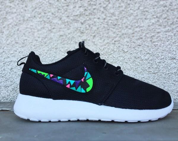 Nike Roshe Run Custom Design Rosherun Mens And Womens Sizes