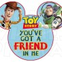 Toy Story Buzz And Woody You Ve Got A Friend In Me Mickey