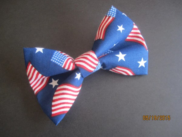 July 4th Bow Ties