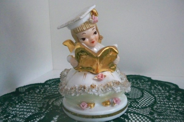 Vintage Collectible Figurine Lefton China Betty