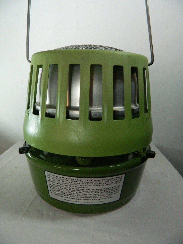 Coleman Gas Heater Camping Facias