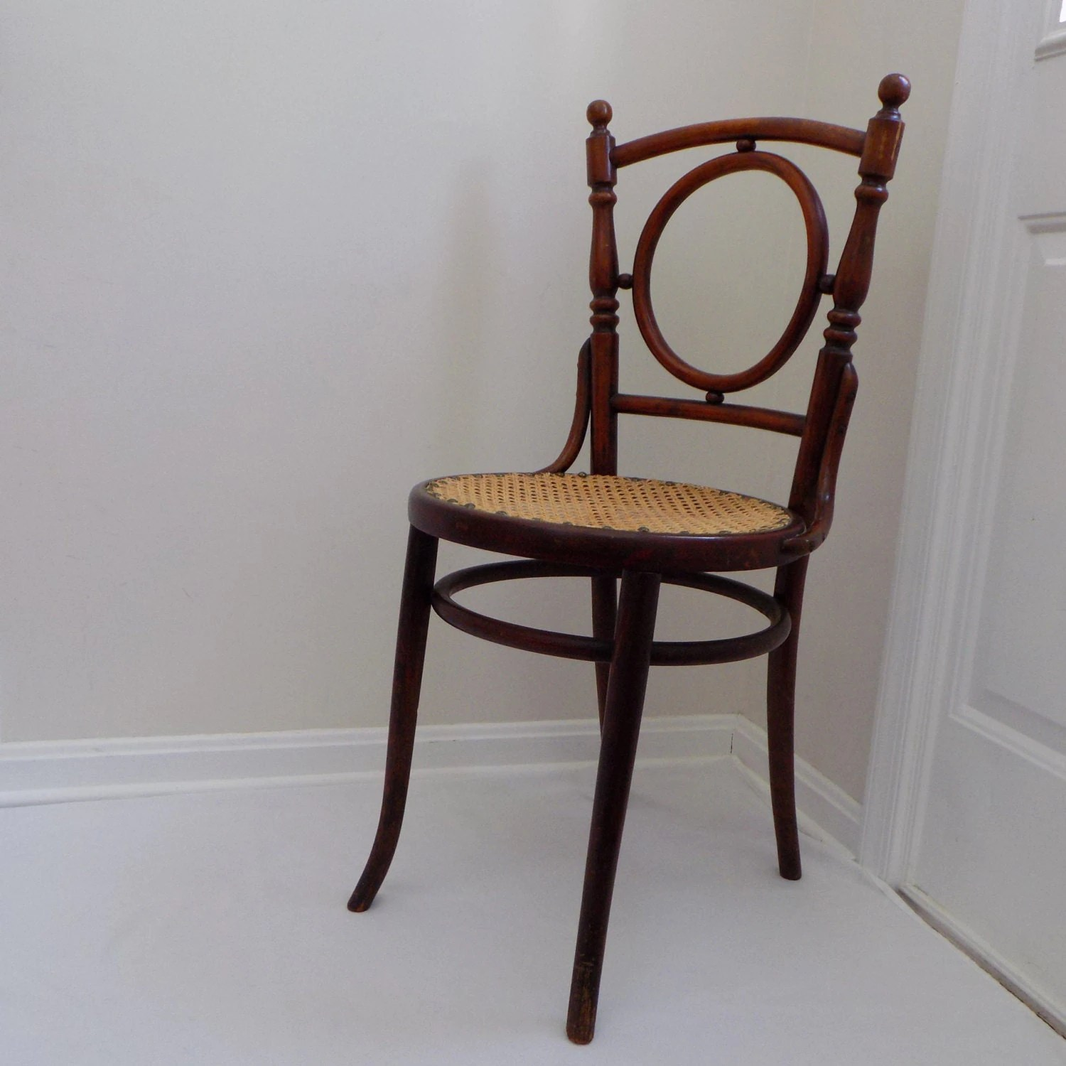 bentwood cane seat chairs grey and white chair circa 1900 antique fischel wood parlor