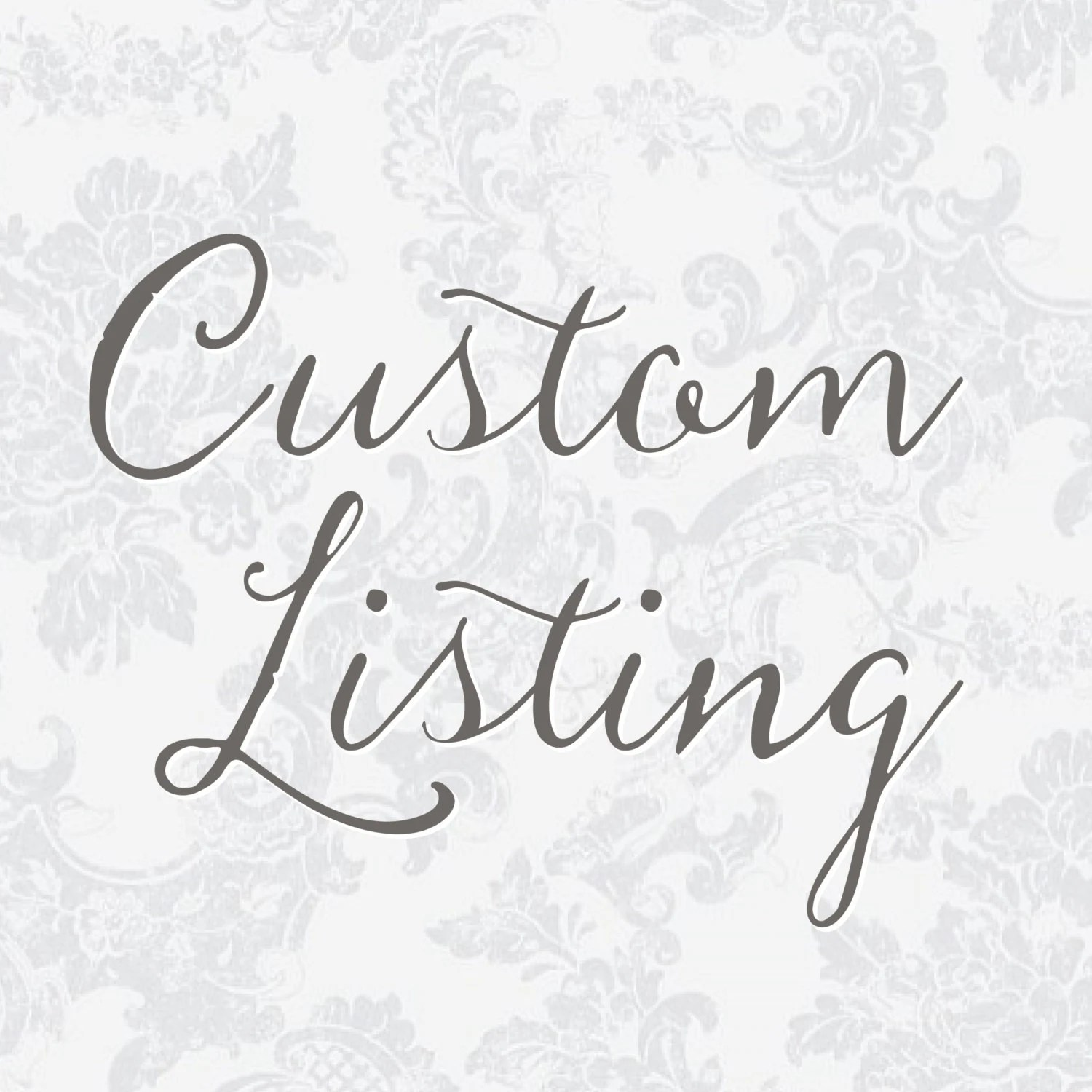 Wedding and Event Stationary Hand Lettering by AMGDesignCo