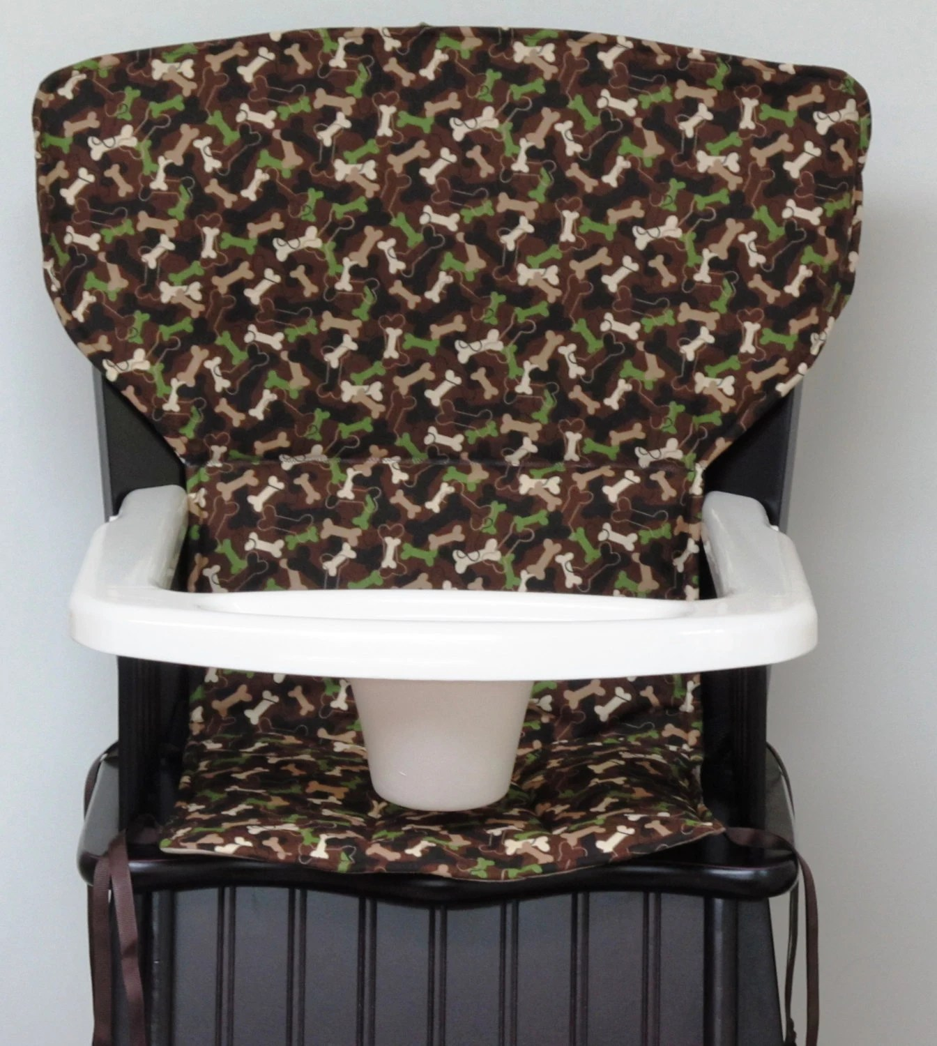 eddie bauer high chairs umbrella chair walmart newport wooden cover by