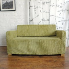 Corduroy Fabric Sofa Cushion Foam Replacement Chicago Slip Cover For The Ikea Solsta Bed
