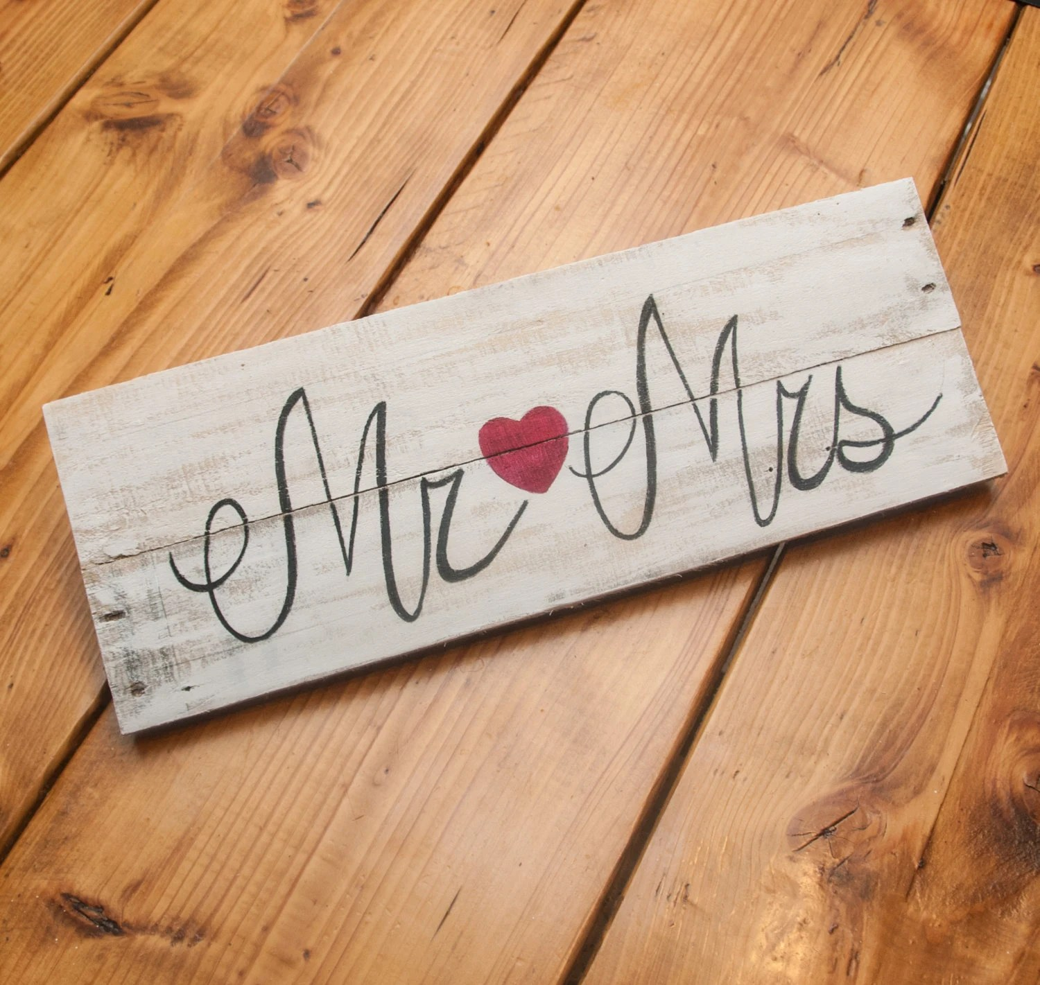 mr and mrs chair signs mid century modern table chairs sign rustic wedding wood by