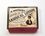 Afbeeldingsresultaat voor arsenical lotion