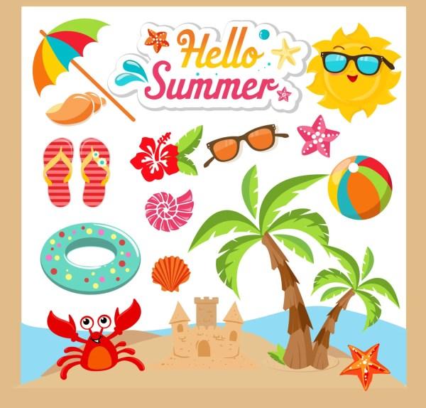summer clipart clip art
