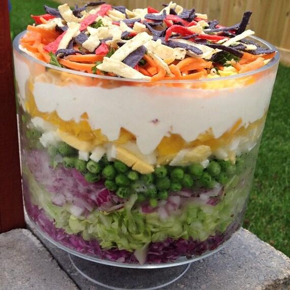 Gourmet Layered Salad RECIPE PDF