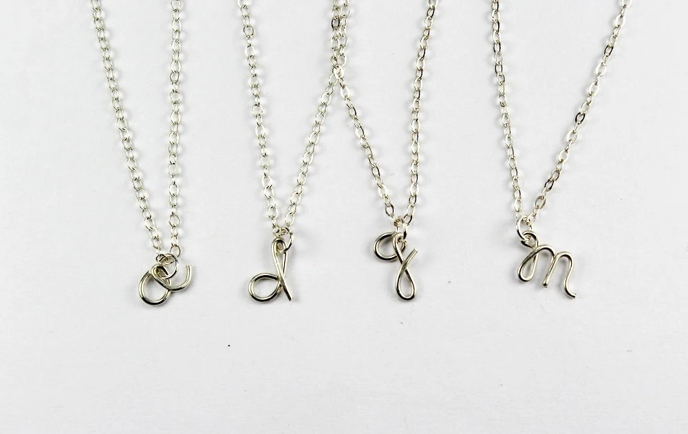 Wire Name Wire Word Jewelry And Accessories by FabulousWire
