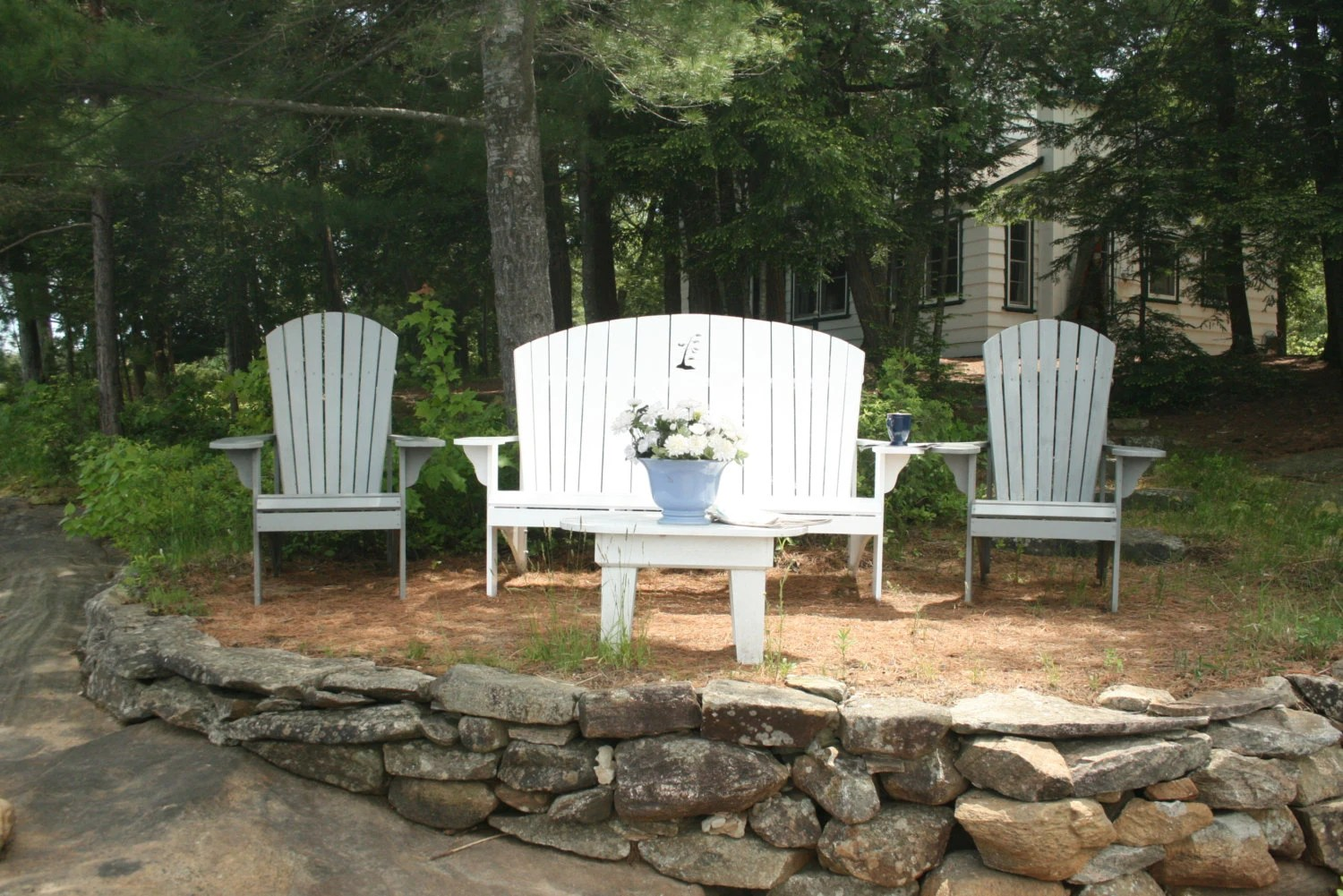 adirondack chair plans dxf recliner covers at target family bench or loveseat files for cnc