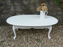 Shabby Chic French Style Coffee Table In Annie
