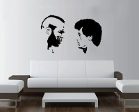 Large Rocky Balboa Boxing Mr T Wall Art Decal Mural Sticker